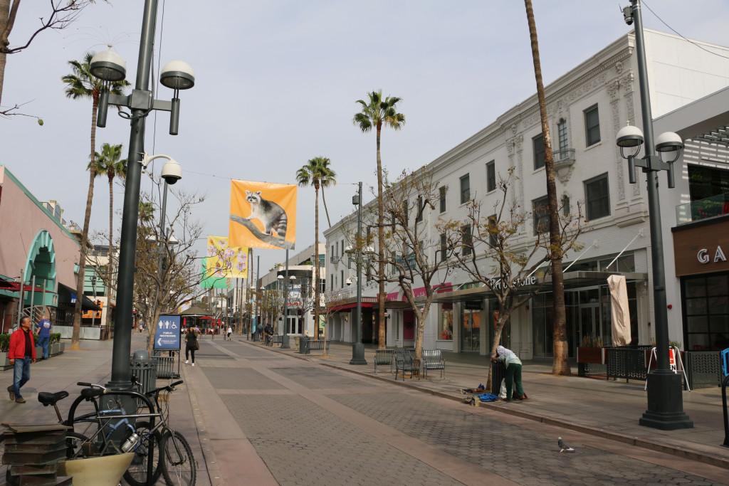 Santa Monica 3rd Street