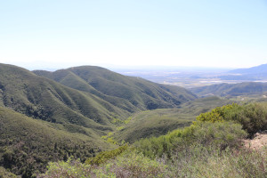 Ebene von San Bernardino