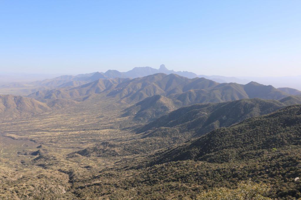 Ausblick 2 vom Kitt Peak Observatory