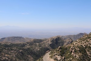 Ebene von Tucson