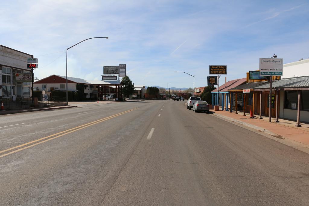 Hauptstrasse von Springerville