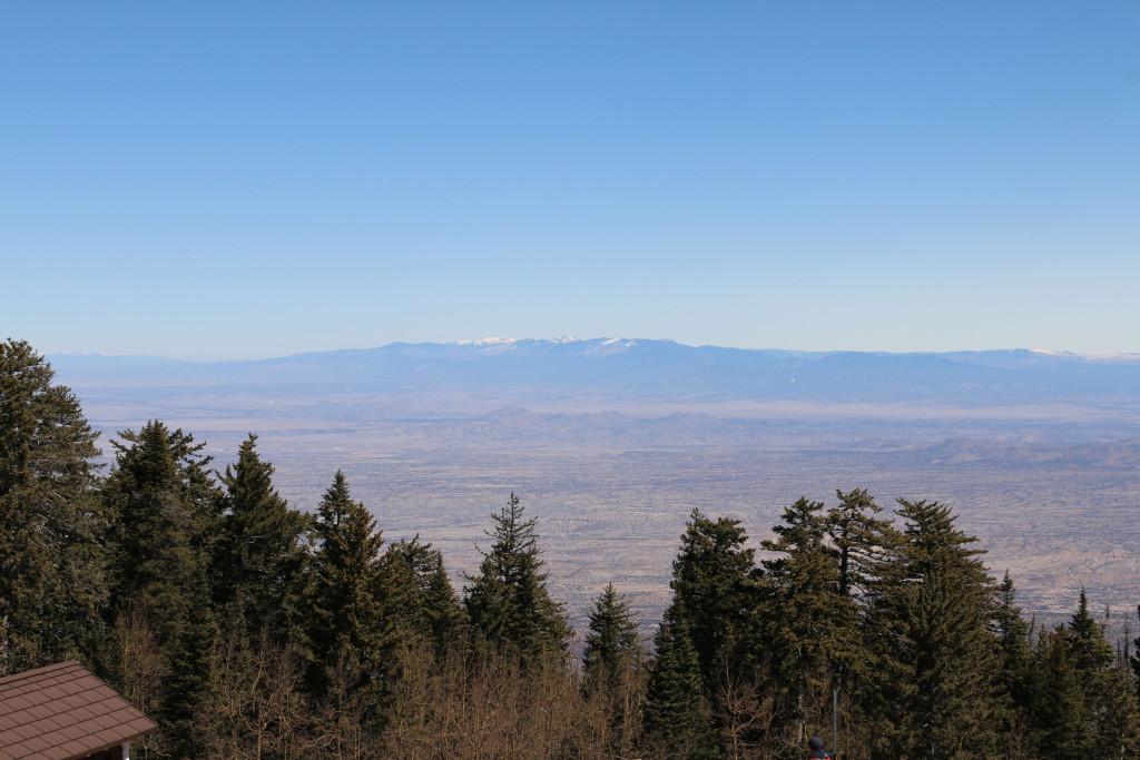 Ausblick vom Watermelon Mountain 2