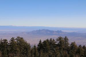 Ausblick vom Watermelon Mountain 3