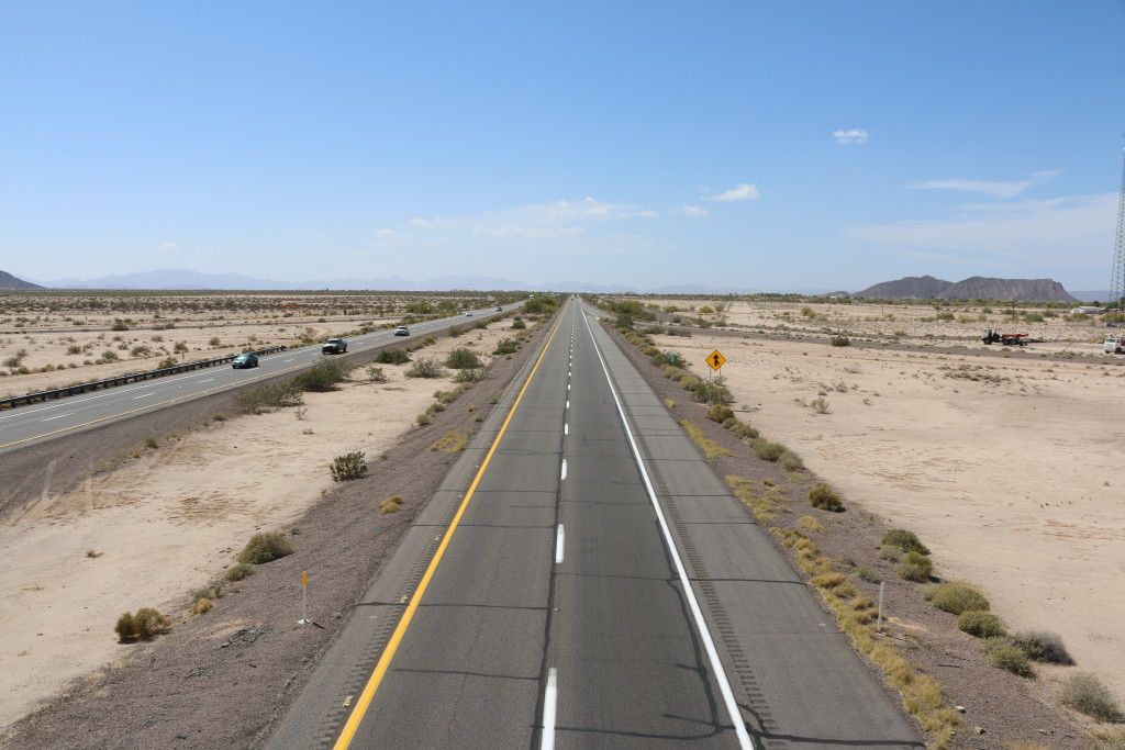Interstate 8 nach Yuma