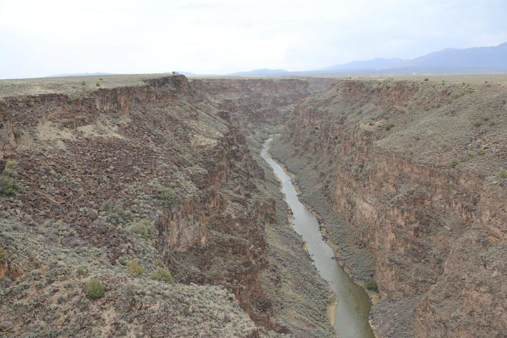 Rio Grande nach Norden