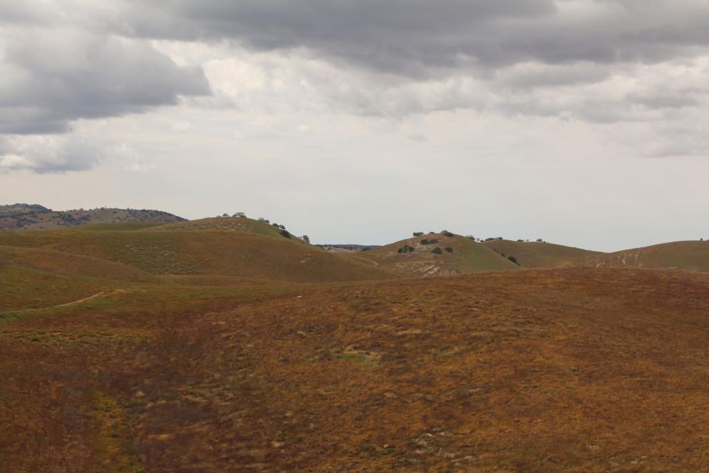 Drei Hügel