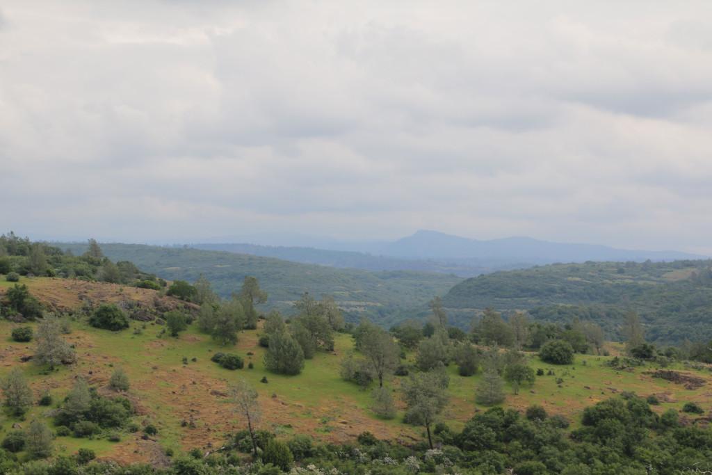 Vulkanische Landschaft 2