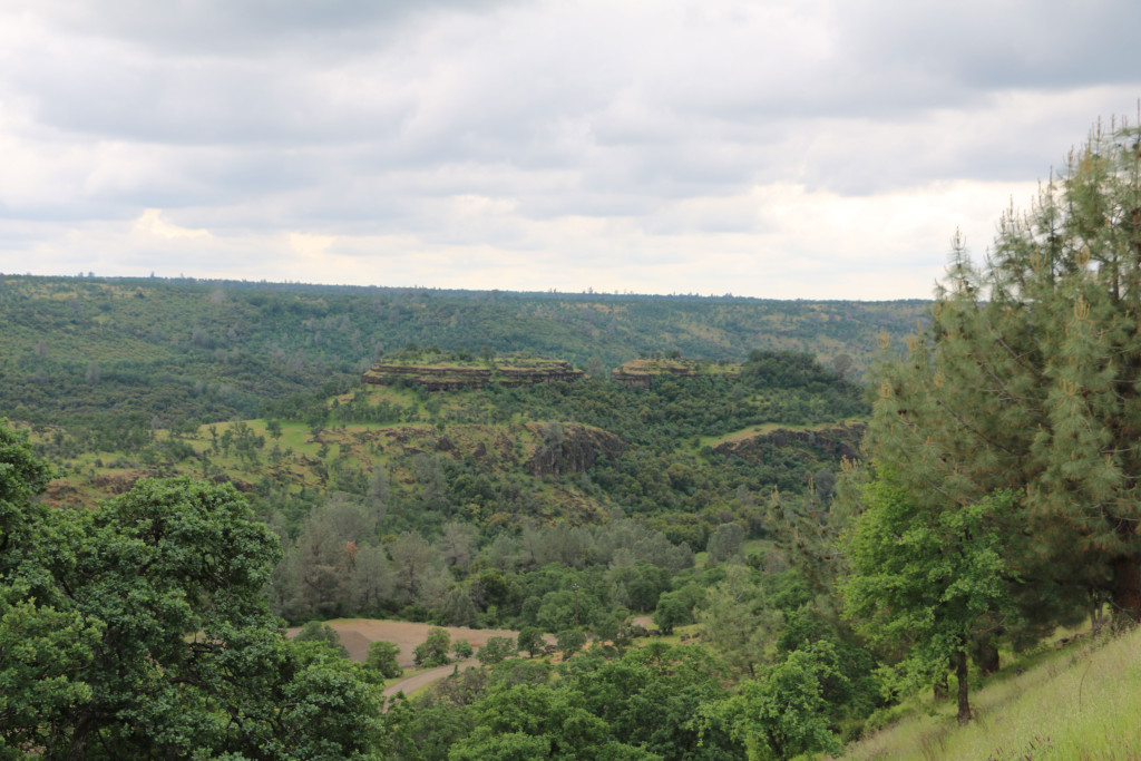 Vulkanische Landschaft 3