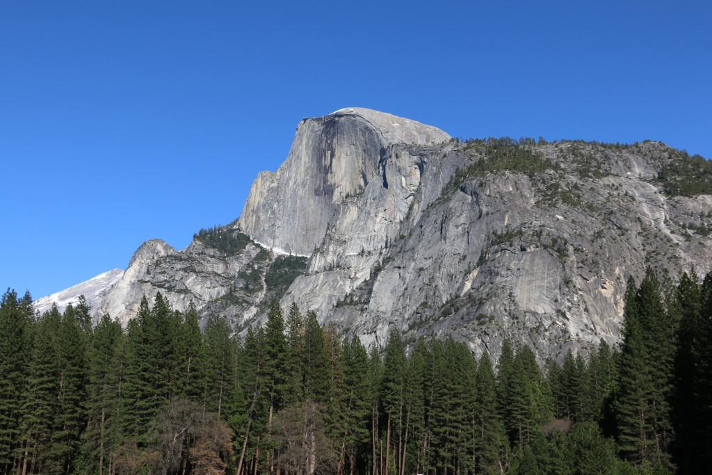 Yosemite-Felsen