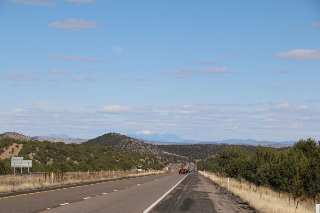Panorama in Arizona
