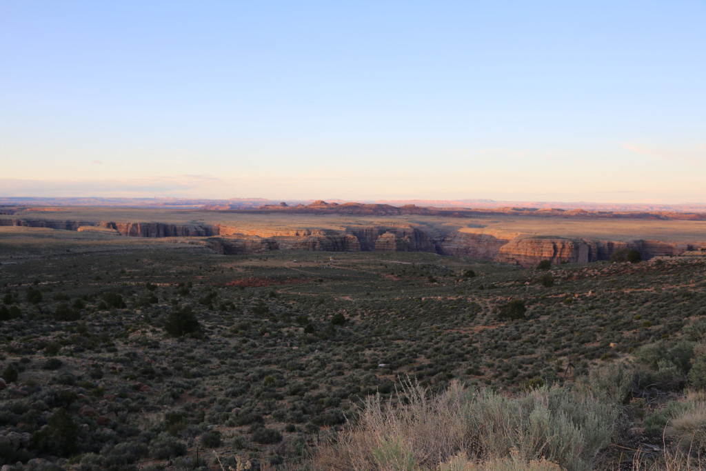 Der junge Grand Canyon
