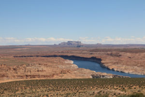 Gegend abseits vom Lake Powell