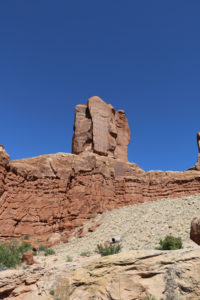 Arches Nationalpark - Figuren 1
