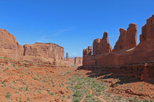 Arches Nationalpark - Figuren 2