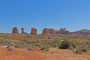 Arches Nationalpark - Figuren 3