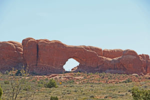 Arches Nationalpark - Felsbogen 1