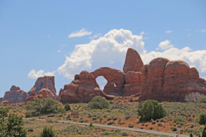Arches Nationalpark - Felsbogen 2