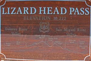 Lizard Head Pass
