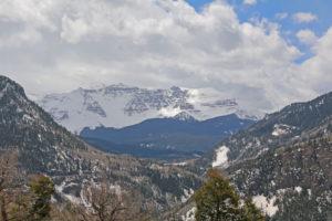 Schneeberg beim Lizard Head Pass 2