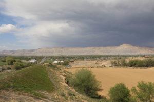 Akropolis vor Grand Junction links