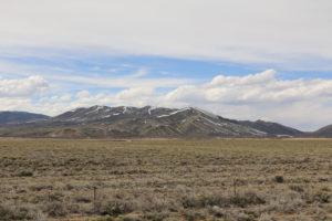 Hügel zwischen Walden und Wyoming