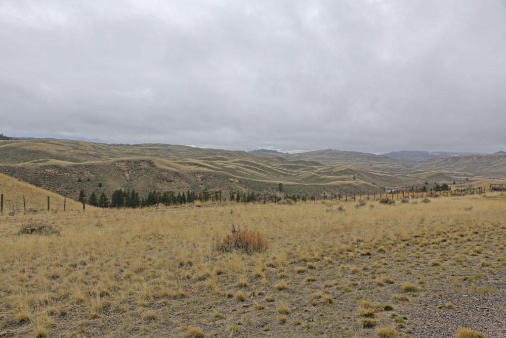 Sanfte Hügel