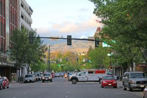 Ländliches Boise