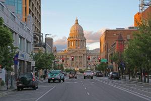 Capitol von Idaho