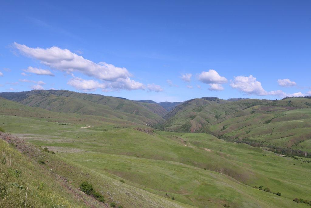 Sanfte Hügel 2