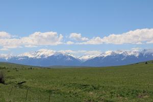 Wallowa-Whitman-Schneeberge