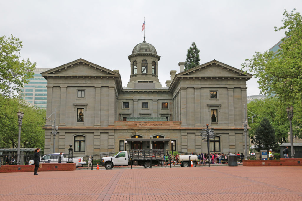 Portland Pioneer Court House
