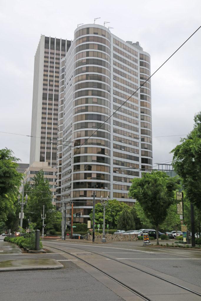 Portland Hochhaus 1