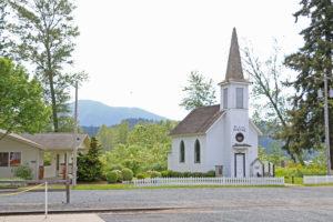 Kirche in Elbe