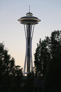 The Needle - das Wahrzeichen von Seattle