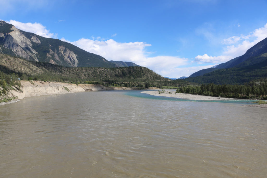 Fraser River bei Lillooet