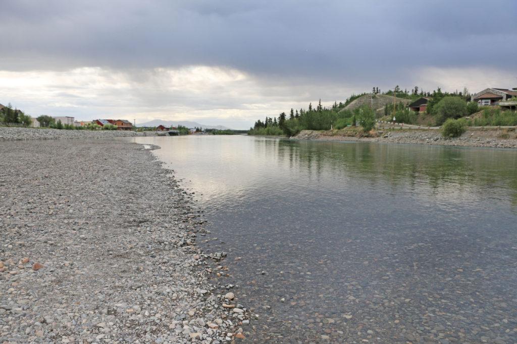 Klondike Flussabwärts