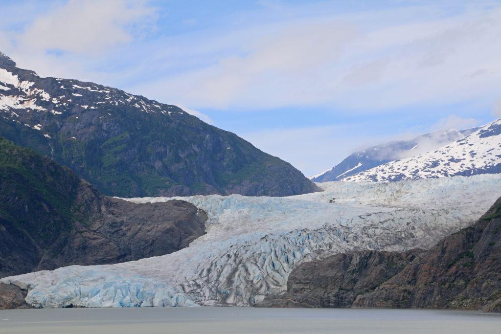 Mendenhall-Gletscher